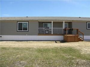 ALMOST NEW MODULAR HOME NEAR BIRDS HILL PARK FOR SALE