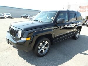 2016 Jeep Patriot High Altitude 4 x 4, Leather
