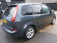 57 FORD C-MAX 2.0 AUTOMATIC ZETEC FACELIFT 56K FSH 7 SRVC STAMPS & JUST SERVICED