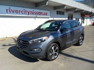2016 Hyundai Tucson Limited 4dr All-wheel Drive