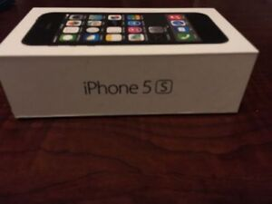 Gently Used iPhone 5s, 16G space grey (unlocked)