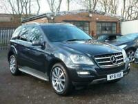 2011 Mercedes-Benz M Class 3.0 ML300 CDI BlueEFFICIENCY Grand 5dr