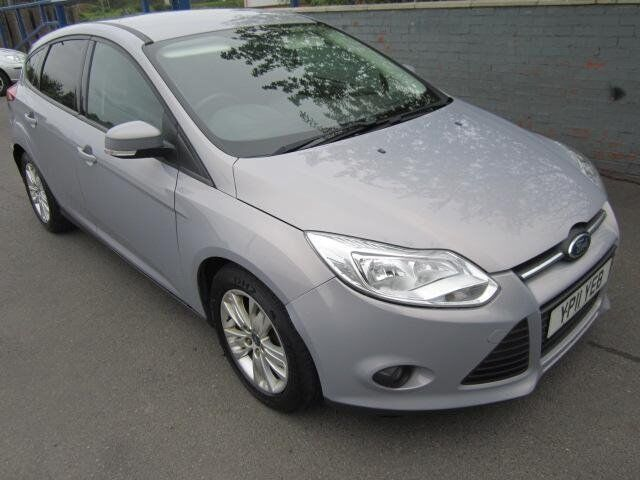 FORD FOCUS 2011 NEW SHAPE £20 A YEAR ROAD TAX - GENUINE CAR INSIDE & OUT, BARGAIN..