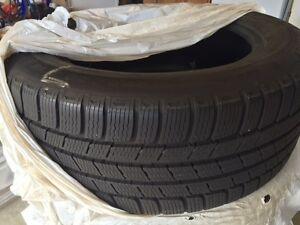 Michelin Latitude Alpin HP - 255/ 55/ r18 Winter Tires