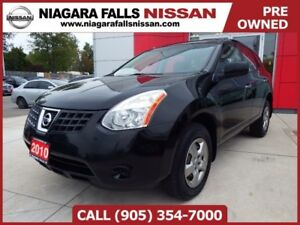 2010 Nissan Rogue S | GREAT VALUE!