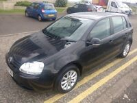 07 Vw golf 1.4 petrol 32k miles only long mot £2999