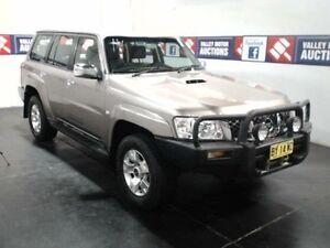 2009 Nissan Patrol GU VI ST (4x4) Gold 5 Speed Manual Wagon Cardiff Lake Macquarie Area Preview