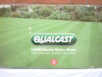 Lawn Mower New Qualcast 1400w Lawn Mower