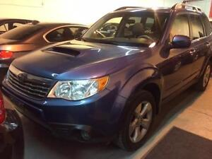 2010 Subaru Forester XT Limite AWD, Navi, Pano Roof,Leather