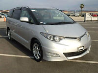 FRESH IMPORT NEW SHAPE 2006 TOYOTA ESTIMA PREVIA AERAS AUTOMATIC 8 SEATER