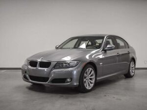 2011 BMW 3 Series AWD LEATHER SUNROOF