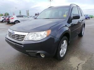 2009 Subaru Forester AWD LIMITED Reduced To Sell Was $15995