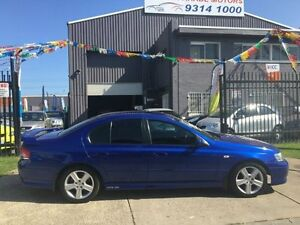 2004 Ford Falcon BA XR6 4 Speed Auto Seq Sportshift Sedan Brooklyn Brimbank Area Preview
