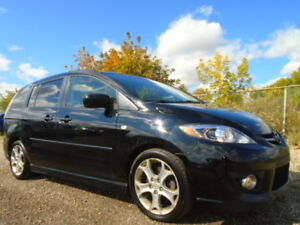 2009 MAZDA MAZDA5 SPORT-2.3L 4 CYL AUTO-ONE OWNER-CLEAN CARPROOF