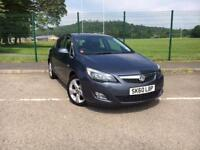 VAUXHALL ASTRA SRI 2.0 CDTI AUTOMATIC DIESEL 2010 60 PLATE *FULL S/HISTORY*