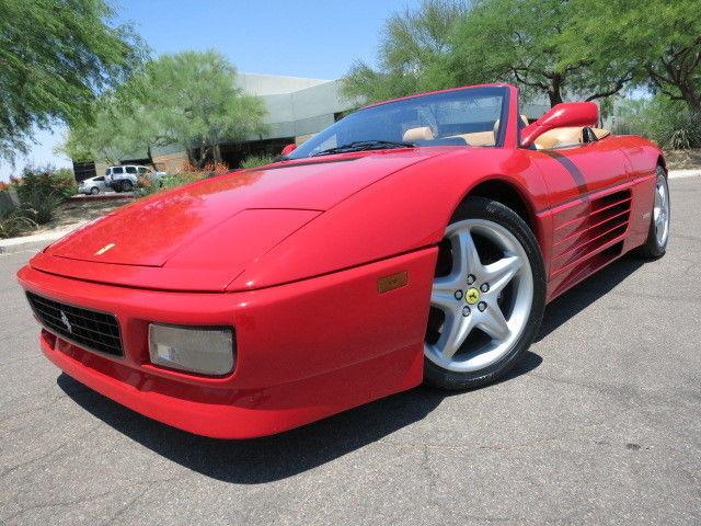 Essential Accessories for the Ferrari 348