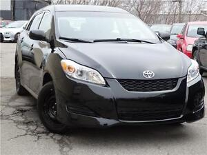 2011 Toyota Matrix financing as low as %6.99 on approval.