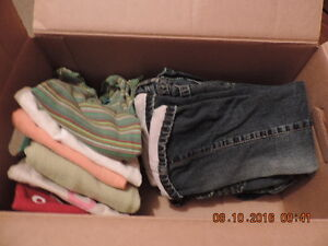 """Girl's size 4T Name Brand """"Lot"""" of Fall/Winter Clothes London Ontario image 2"""