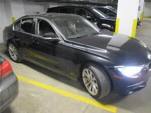 2013 BMW 328i XDrive, 1 owner, 27kms, suroof, F.warranty, MINT