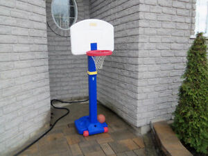 Module jouet basket ball avec ballon little tikes