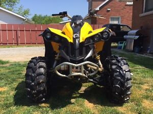 For Sale 2009 Can Am Renegade 800