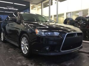 2015 Mitsubishi Lancer LIMITED, HEATED SEATS, ACCIDENT FREE