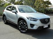 2015 Mazda CX-5 KE1022 Grand Touring SKYACTIV-Drive AWD Silver 6 Speed Sports Automatic Wagon Chermside Brisbane North East Preview