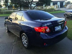 2007 Toyota Corolla ZRE152R Ascent 4 Speed Automatic Sedan Brooklyn Brimbank Area Preview