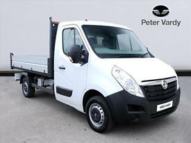 2016 VAUXHALL MOVANO 35 L2 DIESEL FWD