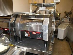 hatco quick toast TQ10 conveyor toaster