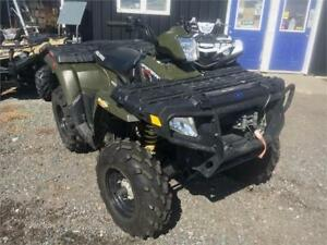 TERRIFIC TRADE IN! 2010 POLARIS SPORTSMAN 500 H.O! GREAT SHAPE!