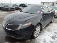 2014 LINCOLN MKS AWD Ecoboost TOUT EQU.