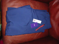 Ski trousers softshell fabric, brand new, unopened packaging. Size 32 to 34 waist.