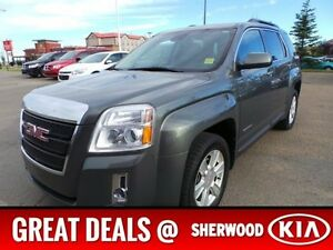 2012 GMC Terrain AWD SLT Navigation (GPS),  Leather,  Heated Sea