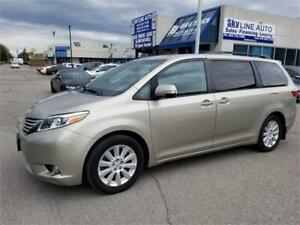 2015 Toyota Sienna XLE 1 OWNER|ACCIDENT FREE|NAVIGATION|AWD