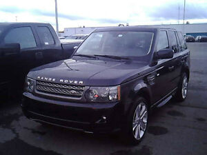 2011 Land Rover Range Rover Sport - SUPERCHARGED - 510 HP