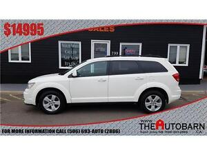 2014 DODGE JOURNEY SE Plus - Cruise - Bluetooth - Rear Air