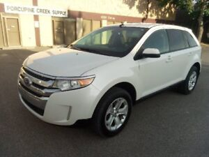 2013 Ford Edge SEL V6 SUV, FREE WARRANTY
