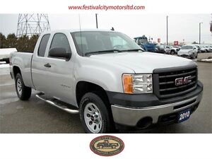 SOLD!!2010 GMC Sierra 1500 Ext. Cab 4x4 | SOLD!!