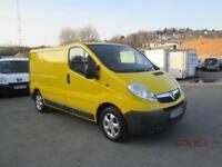 2009 Vauxhall Vivaro 2.0CDTi ( 90ps ) 2700 SWB *** NO VAT ***