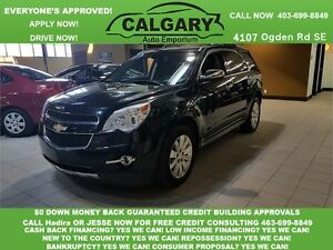2010 Chevrolet EquinoxLTZ  *$99 DOWN 2 PAYSTUB GUARANTEED APPROV