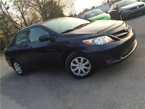 2011 Toyota Corolla CE AUTOMATIQUE AIR CLIMATISEE 78,000KM