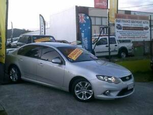 2009 Ford Falcon XR6 $12990 FINANCE $0 DEPOSIT TODAY ! Woodridge Logan Area Preview