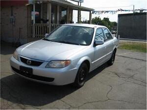 2002 Mazda Protege LX SOLD Kitchener / Waterloo Kitchener Area image 1