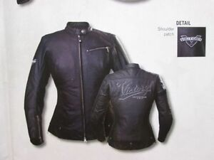 Victory Classic Women's Medium leather jacket New with Tags