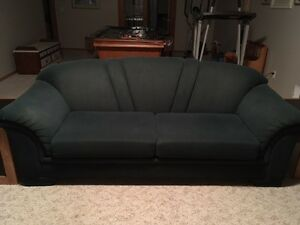 Couch, loveseat and rocking chair