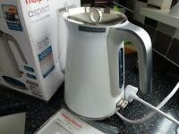 """MORPHY RICHARDS """" ASPECT """" ELECTRIC KETTLE. ALL BOXED"""