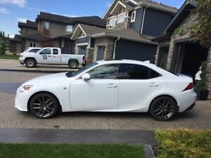 2014 Lexus IS 350 FSport Series 3 AWD