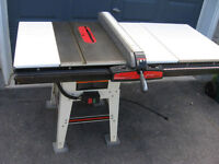 Jet JWTS-10 Contractor table saw