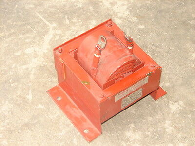 SAO ELECTRIC UZDC-B K18199-9/K18399-9 175A REACTOR ***XLNT***